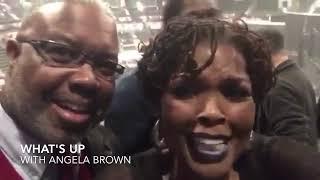 Stevie Wonder concert - WUWAB