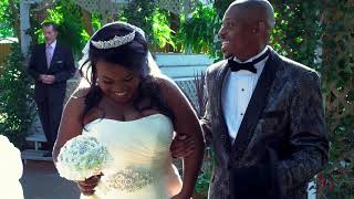Charlie Wilson inspired wedding video - There goes my baby