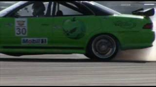 preview picture of video 'The fourth stage of competitions on drifting.flv'