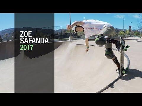 Zoe Safanda - 2017