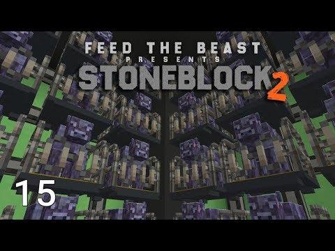 Download Ftb Stoneblock 2 Insane Emc Farm Automation Video