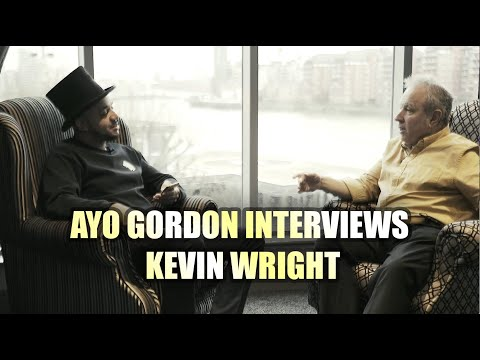 Ayo's interview with Kevin wright