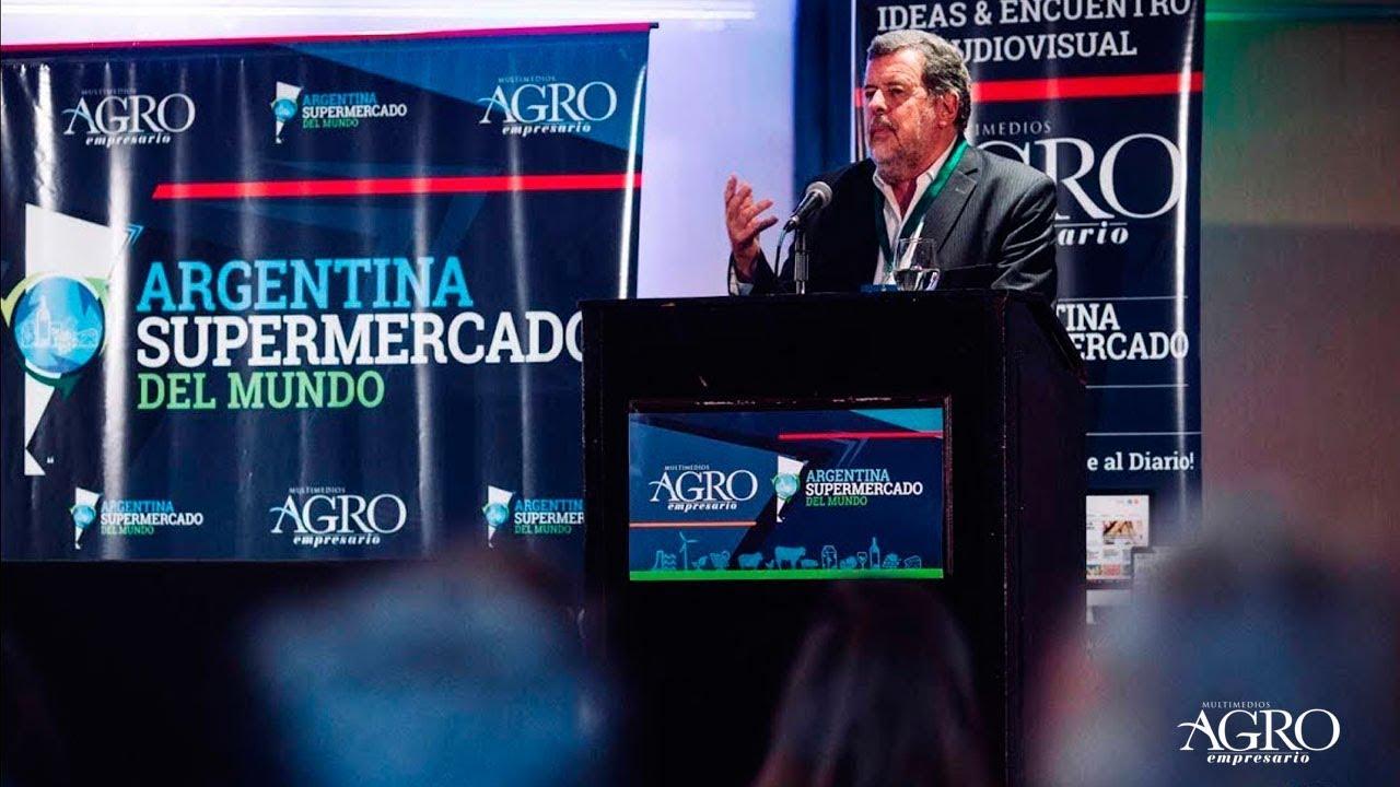 Jorge Elustondo - Ministro de Ciencia, Tecnología e Innovación de Buenos Aires