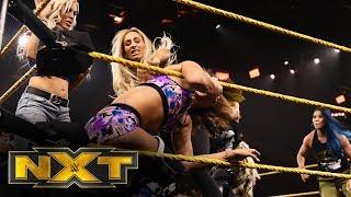 Raw, SmackDown and NXT women throw down in wild brawl: WWE NXT, Nov. 20, 2019