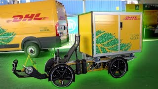 THIS is the FUTURE of PACKAGE DELIVERY