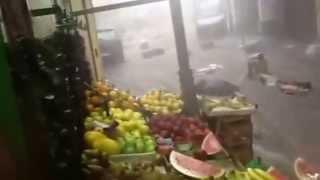preview picture of video 'Mercato di Ercolano allagato'