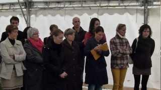 preview picture of video 'Inauguration de l'espace Info Formation de Montreuil / mer'