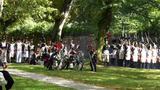 preview picture of video 'Napoleonské dny 2012'