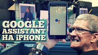 Чем Google Assistant для iPhone уделал Siri?