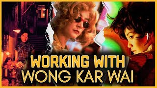 Working with Wong Kar Wai || Christopher Doyle