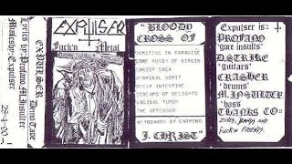 Expulser - Bloody Cross of J.Christ - Demo '90