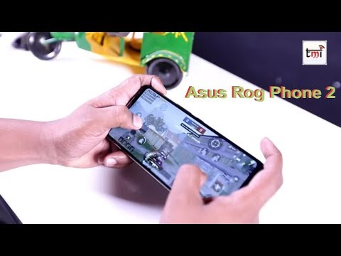 Asus ROG Phone 2 Gaming Review