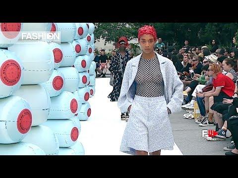 HENRIK VIBSKOV Spring Summer 2020 Menswear Paris - Fashion Channel
