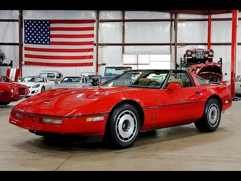 Video of '85 Chevrolet Corvette Offered by GR Auto Gallery - R2AD