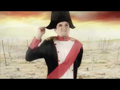 disfraz de napoleon hombre