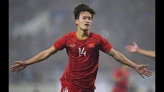 Hoàng Đức nã đại bác tuyệt đẹp, ấn định chiến thắng 2-1 cho U22 Việt Nam trước U22 Indonesia