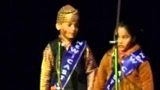 preview picture of video 'Sanket Adhikari performing in Rastriya Naach Ghar'