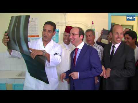 العرب اليوم - شاهد:تدشين قسم الطب في المستشفى الإقليمي المختار السوسي في تارودانت
