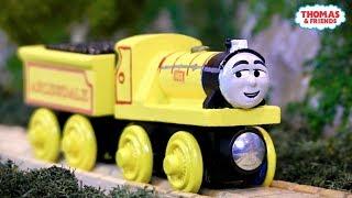 Jock the Arlesdale Engine   Custom Thomas Wooden Railway Model #10 by DomelessEngine