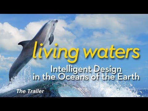 Intelligent Design: Living Waters DVD movie- trailer