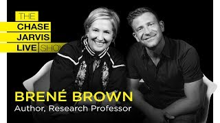 Brené Brown: The Quest For True Belonging | Chase Jarvis LIVE