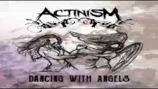 Actinism Dancing With Angel