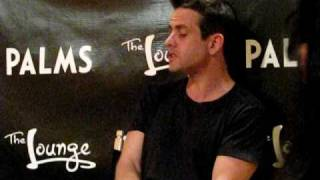 I Don't Know Why I Love You M&G - Joey McIntyre & Emanuel Kiriakou - Vegas 3/5/11