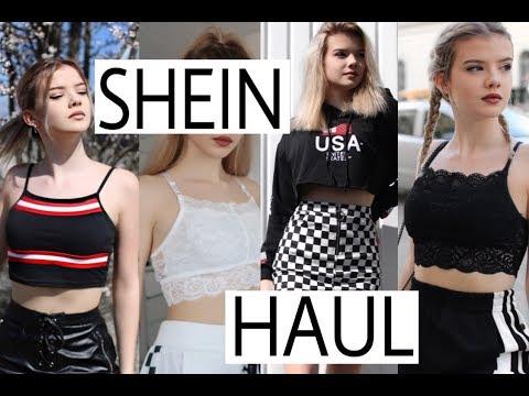SHEIN HAUL XXL ⎪ Melina Celine