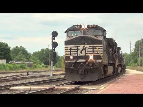 Trains For Kids: Big Trains