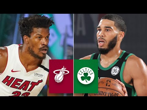 Miami Heat vs. Boston Celtics [GAME 1 HIGHLIGHTS] | 2020 NBA Playoffs