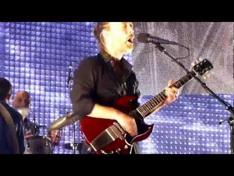 Radiohead Reckoner Bercy 2012