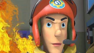 Пожарный Сэм ⭐️ Готовы бороться с огнем! | Пожарный на помощь 🔥мультфильм | WildBrain