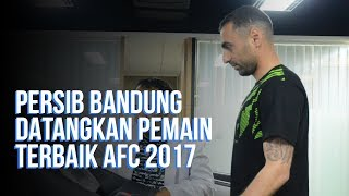 Inilah Pemain Anyar Persib Bandung, Pemain Terbaik AFC 2017, Artur Gevorkyan