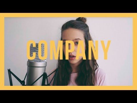 COMPANY BY JUSTIN BIEBER
