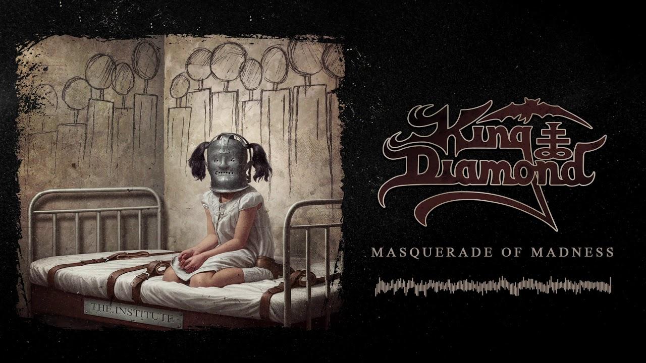 KING DIAMOND - Masquerade of madness