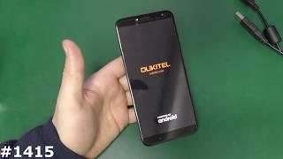 Где взять прошивку OUKITEL C8, Разблокировка аккаунта и Hard Reset OUKITEL C8