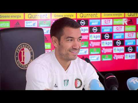 "Van Bronckhorst: ""Bijlow fit en in basis"""