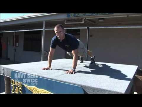 Navy SEAL BUD/s Training | Push Ups