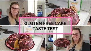 how to make a gluten free cake mix more moist