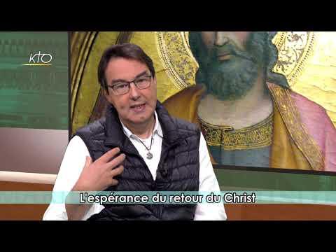 Saint Paul et le dessein de Dieu (1/4) L'Espérance duretour duChrist