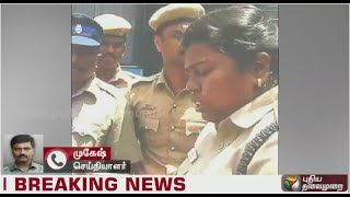 Chennai High Court Orders CBI Enquiry Into Death Of DSP Vishnupriyato Be Completed Within 3 Months
