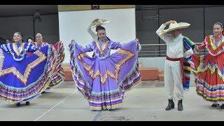 Danza Folklorica Mexicana Infantil - Jarabe Tapatío (X ENCUENTRO PLURAL DE DANZA CDMX)