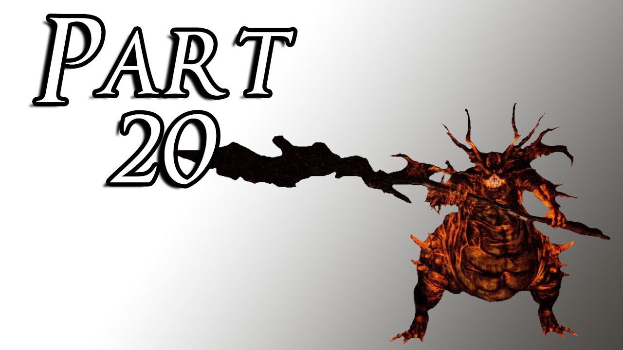 Dark Souls – Part 20 – Firesage Demon
