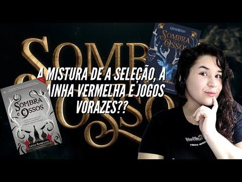 DESABAFANDO + REAGINDO AO TEASER DE SOMBRA E OSSOS (A NOVA SERIE DA NETFLIX) || A GAROTA DO LIVRO