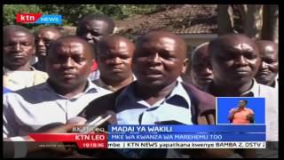 KTN Leo:Wakili-Simon Lilan amedai kulikuwa na njama ya kumuua mke wa hayati mbunge mteule Mark Too