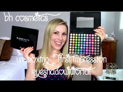 Galaxy Chic Baked Eyeshadow Palette by BH Cosmetics #4