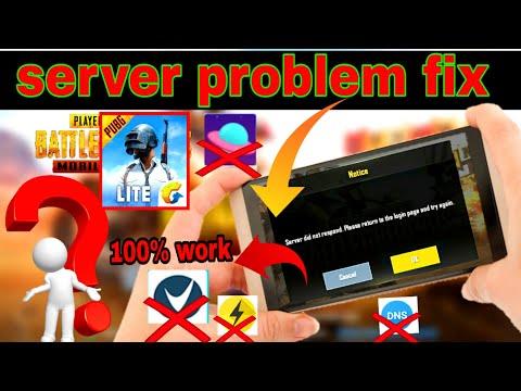 Pubg Lite Server Busy Fix