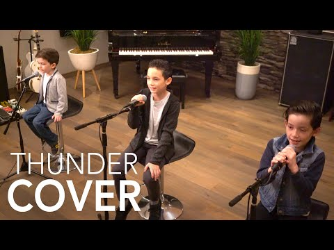 Thunder - Imagine Dragons, Khalid (Interval 941 Acoustic Cover) On Spotify & ITunes