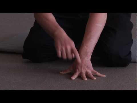 Behandlung von Schmerzen im Kniegelenk