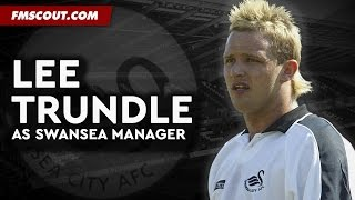 We take a look at Lee Trundle as Swansea City Football Club